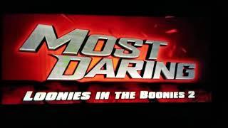 Most Daring # 3