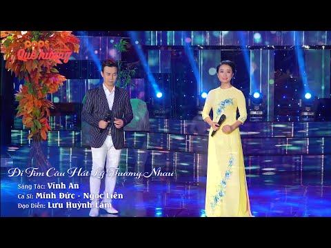 Karaoke Full HD Đi Tìm Câu Hát Lý Thương Nhau - Minh Đức & Ngọc Liên