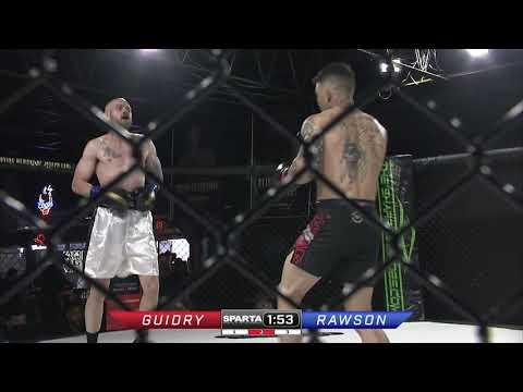 Sparta WY7: Jovi Guidry v Adam Rawson