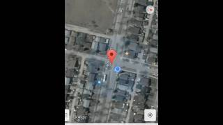 How to view streets in google maps