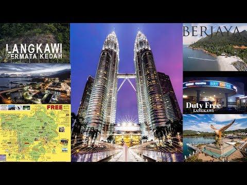 Лангкави.  Langkawi.  Лангкави Малайзия. Duty Free Лангкави. 10 лучших островов для отдыха №1.6