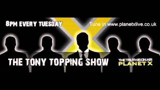 The Tony Topping Show Ch4 Confessions of an Alien Abductee Guest Chantelle Pyper