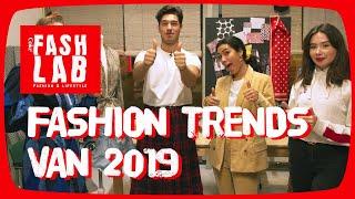 FUTURE FASHION 2019 met MOÏSE TRUSTFULL! - Fashlab #22