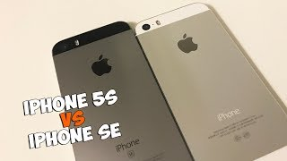 СРАВНЕНИЕ КАМЕР iPhone 5S vs iPhone SE