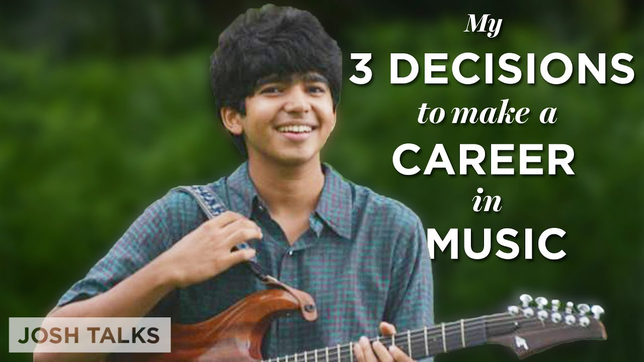CAN Music BE YOUR Full-Time Career? | Achyuth Jaigopal | When Chai Met Toast