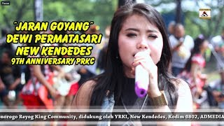 Video 9th Anniversary PRKC -  Jaran Goyang -  Dewi Permatasari -  New Kendedes download MP3, 3GP, MP4, WEBM, AVI, FLV Juni 2018
