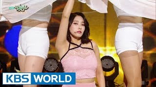SISTAR - I Like That [Music Bank / 2016.07.15]