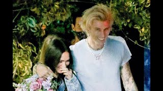 MGK and Megan Fox being soulmates for 3 minutes