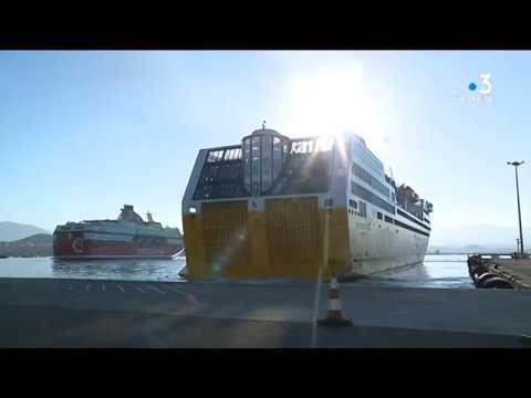 Collectivité de Corse : La compagnie régionale maritime va prendre du retard