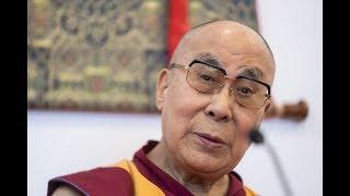 Далай-лама. Пресс-конференция в Риге (2018)