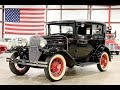 1930 Ford Model A Black