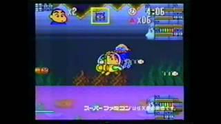 バンダイ スーファミ クレヨンしんちゃん2 CM 1994年 佐野夏芽 検索動画 29