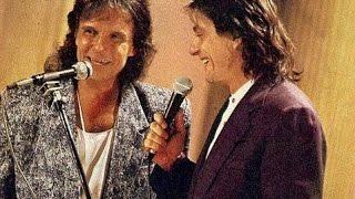 ROBERTO CARLOS & FÁBIO JUNIOR - BUSCA 1991 - HD
