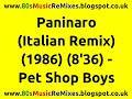 Paninaro Pet Shop Boys