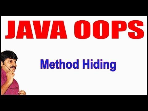 java-tutorials-||-java-oops-||method-hiding-||-by-durga-sir