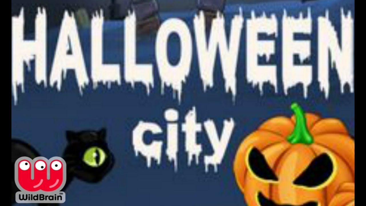 halloween city live the game app gameplay 2016 videos halloween best apps for kids