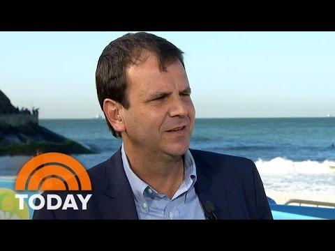 Rio De Janeiro Mayor Speaks About City's...