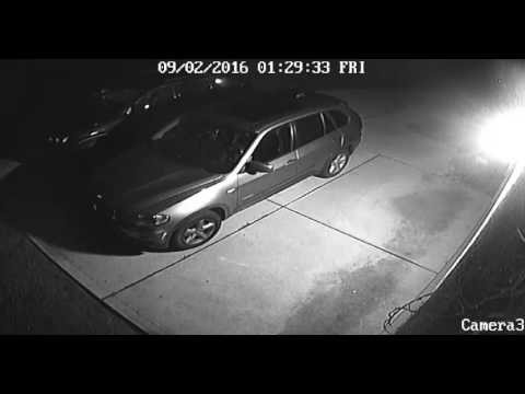 Theft in Indian Land SC September 2nd 2016, three thugs