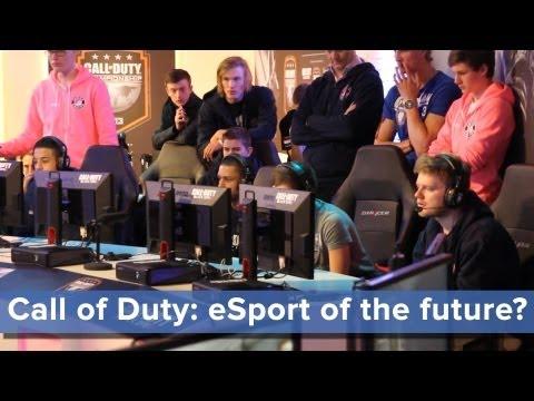 Call of Duty: eSport of the future? - Eurogamer