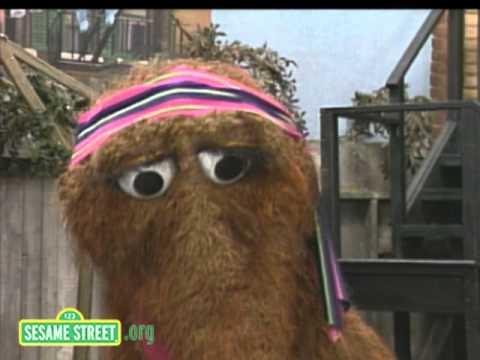 Sesame Street The Snuffle Shuffle Youtube