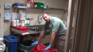 Gundersen Waste Process