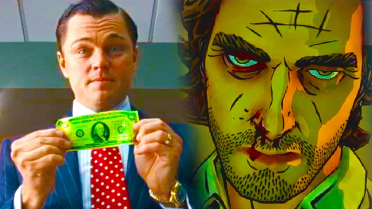 SPOOKY WOLF EDITION: Problems With WOLF OF WALL STREET & Details About THE WOLF AMONG US! | PMI 93 - SPOOKY WOLF EDITION: Problems With WOLF OF WALL STREET & Details About THE WOLF AMONG US! | PMI 93
