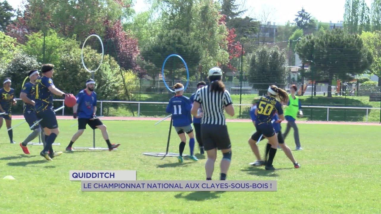 Yvelines | Quidditch : le championnat national aux Clayes-sous-Bois !