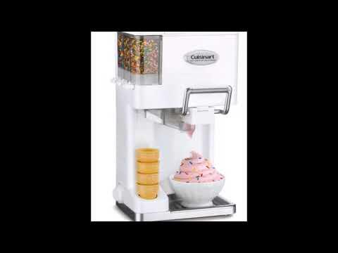 Cuisinart Ice 45 Review Ice Cream Maker