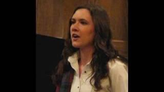 Shaina sings: Una voce poco fa by Gioachino Rossini
