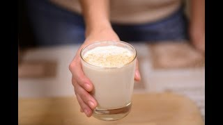 Как Приготовить Кефир из Киноа / Омолаживающий Вечерний Напиток Красоты