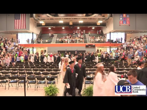 Lawrenceburg High School Commence Ceremony 2018 LIVE