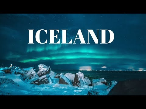 Top 10 Places to Visit in Iceland, Europe