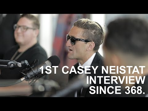 Casey Neistat Interview About 368, Collaboration, and more