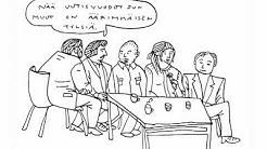 Yhteiskunnallinen sarjakuva - Kiasman sarjislauantai 31.3.2012