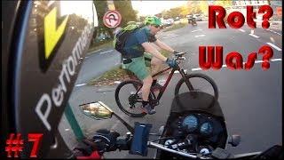 #7 Auto blockiert Notarzt, ignoranter Fahrradfahrer, ... - Best of Deutsche Straßen