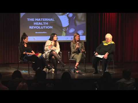 Envision 2013 Panel: The Maternal Health Revolution