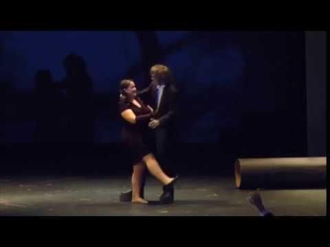 Young Frankenstein Musical - Elyse Petty Clip Reel - Elizabeth Benning