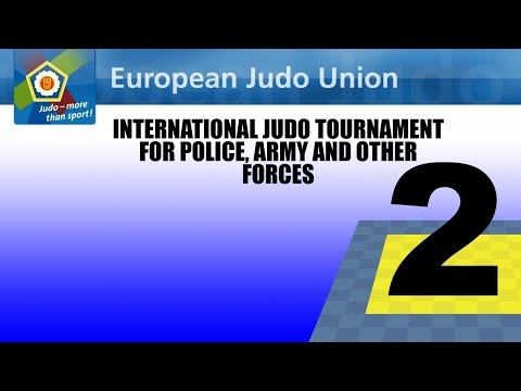 International tournament for police, army and other forces 2015 - MAT 2