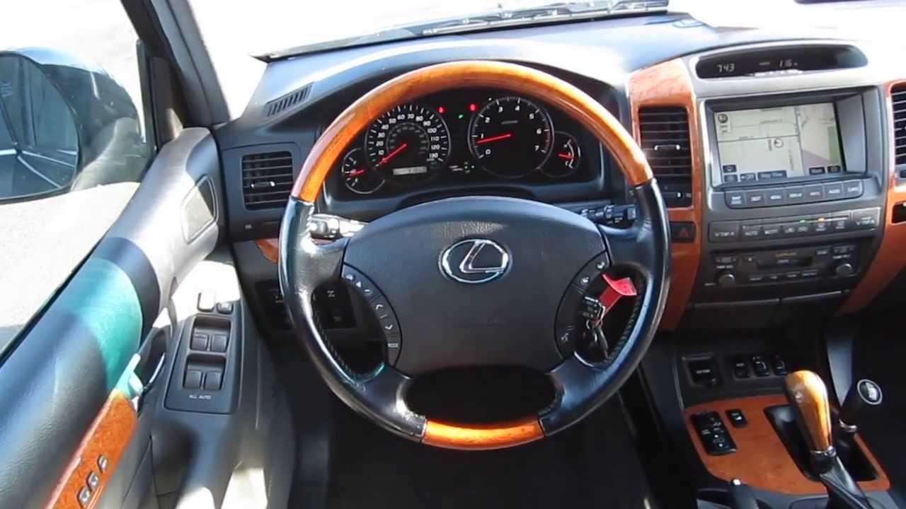 2007 lexus gx470 interior | Lexus GX470 Interior Features Review