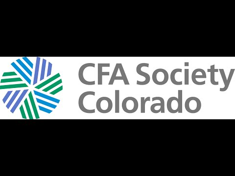 2016 CFA Colorado Society Forecast Dinner with James Grant
