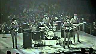 The Beatles- Roll over Beethoven - First USA Performance
