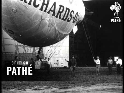 Double Lemon Airship (1920-1929)