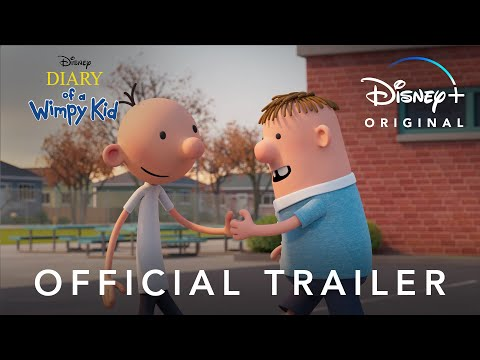 Diary of a Wimpy Kid | Official Trailer | Disney+
