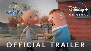 Diary of a Wiṁpy Kid | Official Trailer | Disney+