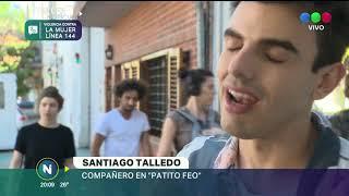 El elenco de Patito Feo hablan tras la denuncia de Thelma Fardin