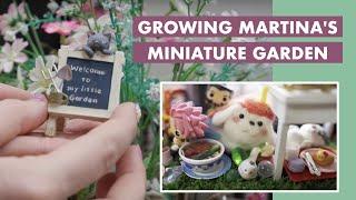 Growing Martina's Miniature Garden thumbnail