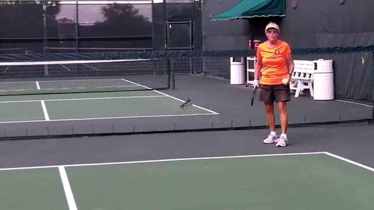 Pickleball: Serving for Success, Deb Harrison - YouTube