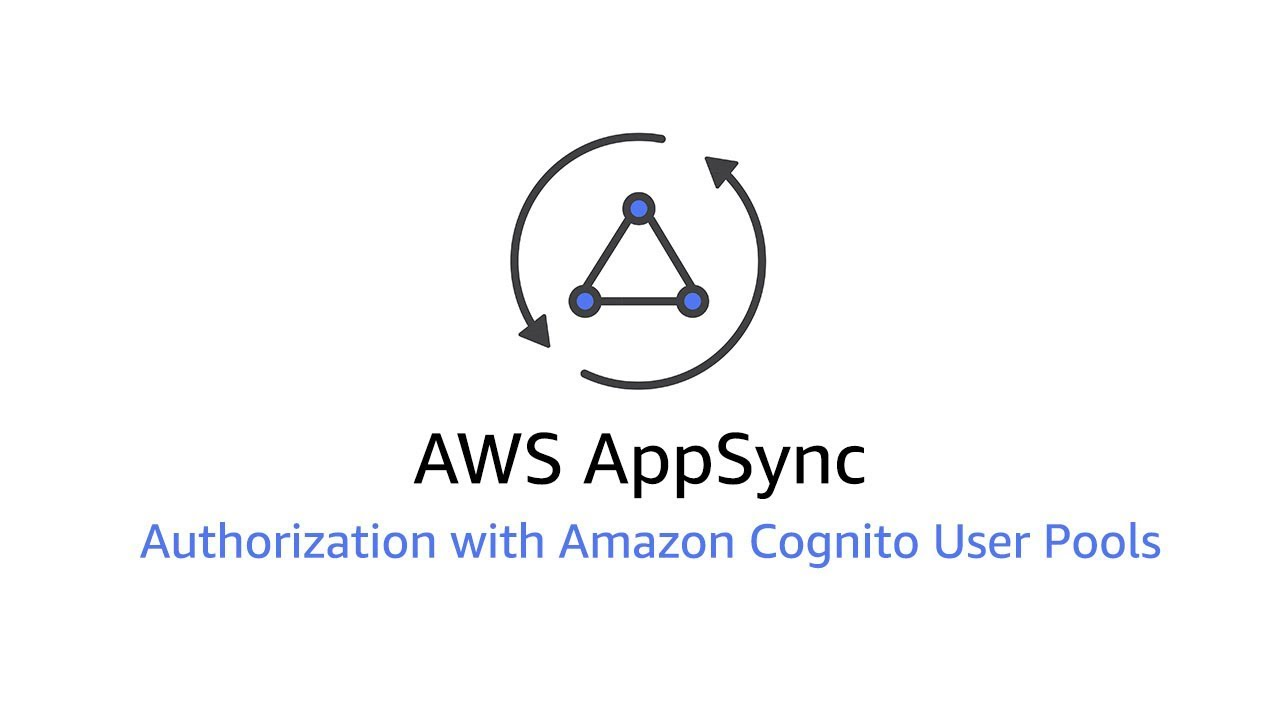 AWS AppSync Authorization with Amazon Cognito User Pools