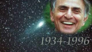 Interesantísima explicación de la gravedad - Carl Sagan