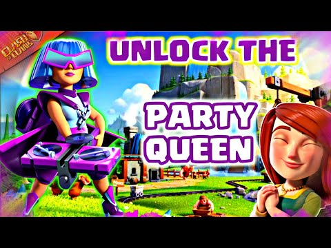 BIRTHDAY SPECIAL 😍|UNLOCK THE PARTY QUEEN|OPTIMUS ☣️ PRIME|CLASH OF CLANS|TAMIL!